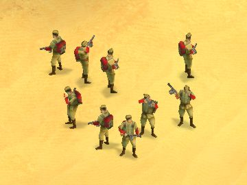 Red Guards Infantry