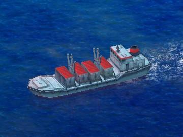 Modern Merchant Fleet