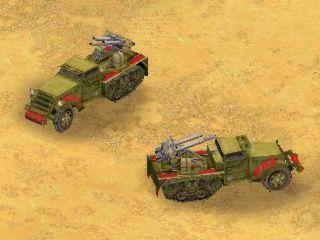 Anti-Aircraft Battery