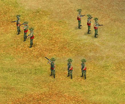 Jaguar Assault Infantry