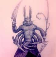 Multi-arm Bunnymund