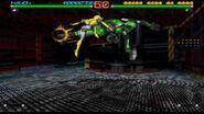Rise 2 Resurrection (PS1) Hidden Bosses Naden gameplay