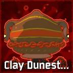 Clay dustrider