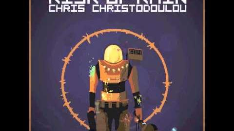 Chris Christodoulou - Hailstorm Risk of Rain (2013)