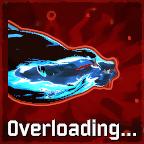 Overloading magma worm