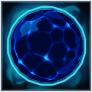 Glowing meteorite-0