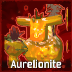 Aurelionite