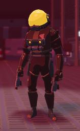 CommandoSkin