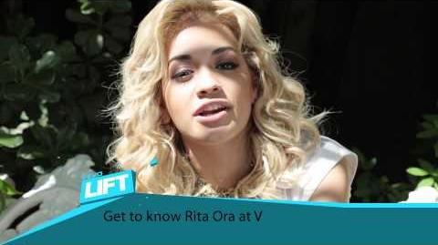 Get To Know Rita Ora (VEVO LIFT) Brought to you by McDo...