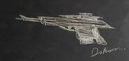 Nero-6 Pistol