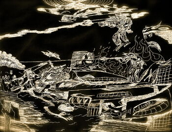 Dorg Massacre 2001