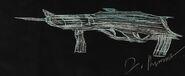 K-6 Submachine Gun