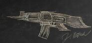 MP-46 Sub-Machinegun