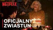 Chilling Adventures of Sabrina Część 4 Oficjalny zwiastun Netflix
