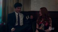2x05 When-a-Stranger-Calls Nick, Cheryl and Jingle-jangle
