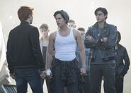 Archie, Jughead and SweetPea 2x5