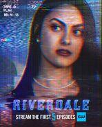 Season 4 - Veronica Lodge - First Five Episodes