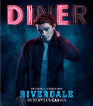 Season 2 'Diner' Archie Andrews Promotional Portrait
