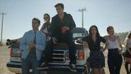 2x06 Cheryl, Kevin, Reggie, Veronica and Betty