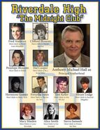Chapter Thirty-Nine The Midnight Club Poster