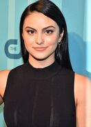 CW Upfronts 2017 Camila Mendes
