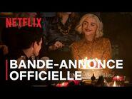 Les nouvelles aventures de Sabrina - Partie 4 - Bande-annonce officielle VF - Netflix