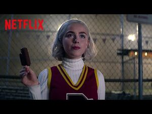 Chilling Adventures of Sabrina- Teil 3 - Offizieller Trailer - Netflix