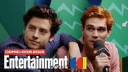 'Riverdale' Stars Cole Sprouse, Lili Reinhart & Cast Join Us LIVE SDCC 2019 Entertainment Weekly