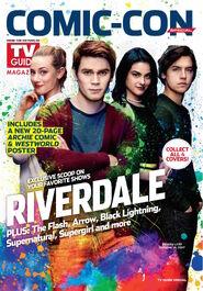 Riverdale-TVGM-cover 3