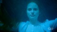Season 1 Episode 13 The Sweet Hereafter Cheryl hallucinating under water