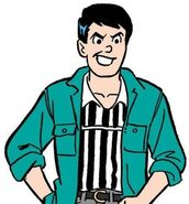Reggie comics