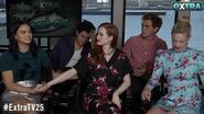 The 'Riverdale' Cast Goes Off the Rails Talking Bughead, Varchie, and Season 4