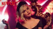 "Les nouvelles aventures de Sabrina Clip ""Straight to Hell"" Netflix France"
