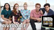 KJ Apa, Camila Mendes, Lili Reinhart, Cole Sprouse and Madelaine Petsch Talk Riverdale Cliffhanger