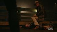 RD-Caps-2x09-Silent-Night-Deadly-Night-137-Black-Hood-Mr.Svenson-Sheriff-Keller