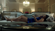 Season 1 Episode 12 Anatomy of a Murder Veronica laying down 2
