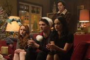 2x09 Cheryl, Kevin, Veronica and Jughead