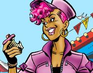 Toni Topaz comics