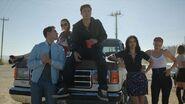 2x06 Chery, Kevin, Reggie, Veronica, Betty