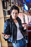 Entertainment Weekly Exclusive Photo Cole Sprouse (Jughead Jones)
