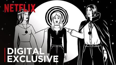 Chilling Adventures of Sabrina Surviving Exam Hell Netflix