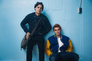 Jughead and Archie first look promotional
