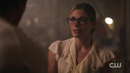 Season 1 Episode 1 The River's Edge Ms. Grundy talking with Archie