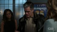 Season 1 Episode 12 Anatomy of a Murder Sierra and Sheriff Keller