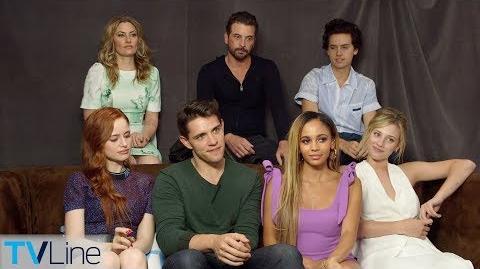 'Riverdale' Cast On Dream Bughead Proposal, Choni, Season 3, More Comic-Con 2018 TVLine