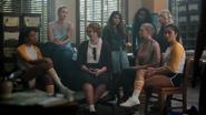 Season 1 Episode 3 Body Double Betty and girls who were slut-shamed