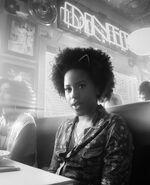 Retro Photo - Asha Bromfield (Melody Valentine)