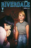 Riverdale 1 Morissette-Phan cover