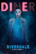 Season 2 'Diner' Betty Cooper Promotional Portrait