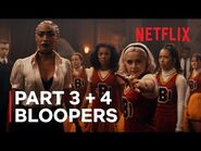 Chilling Adventures of Sabrina - Bloopers Part 3 - 4 - Netflix